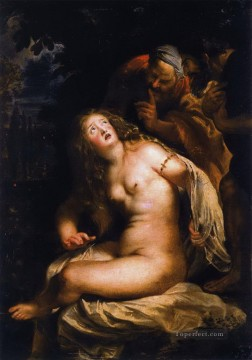 susanna and the elders Peter Paul Rubens Oil Paintings